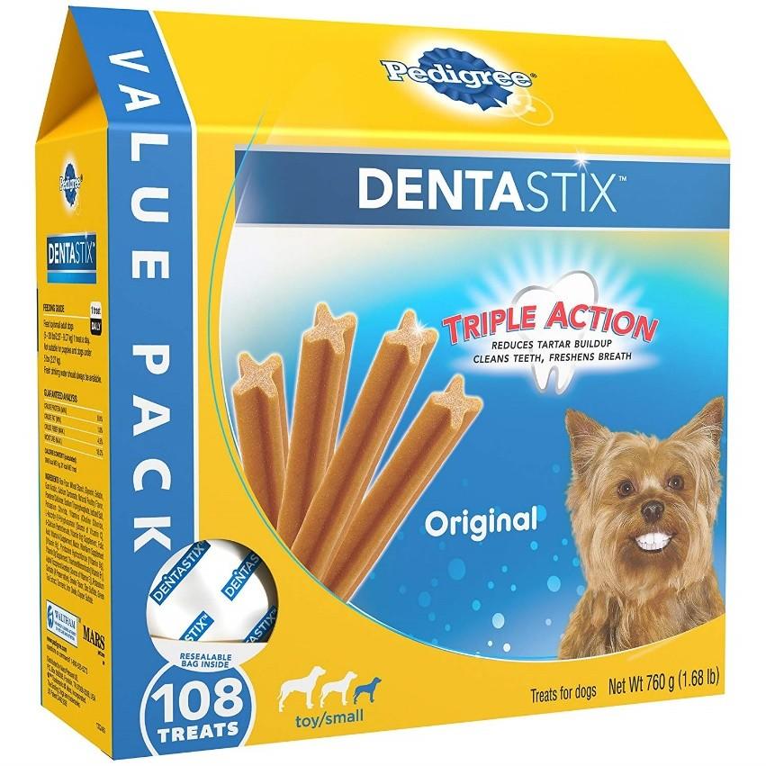 Pedigree Dentastix Dental Treats for Dogs Variety of Flavors