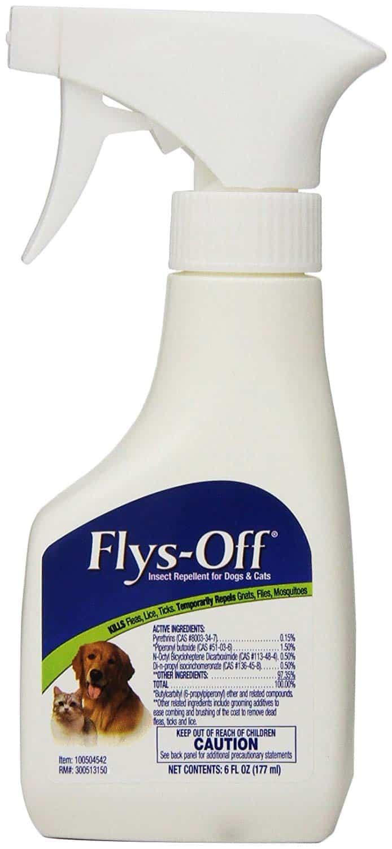 flys-off-for-pomeranian