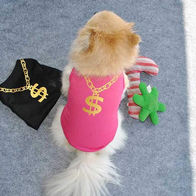 Howstar Pet T-Shirt pomeranian